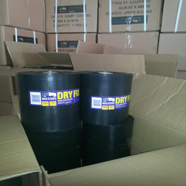 DPC used for wall and brick for waterproofing 2