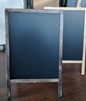 A stand board