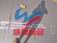 SA516Gr70美標容器鋼板