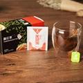 Merlin bird broken black tea and green tea sachet for sale 4