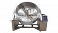 Bidirectional hydraulic under stirring