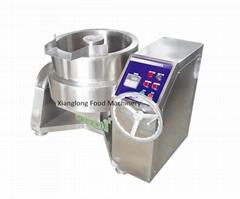 Tiltable proofing pot