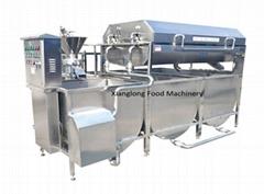 New type of bean paste washing line