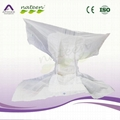 Disposable Diaper Type and Adults Age