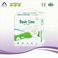 Basic Line Soft Comfortable Adult