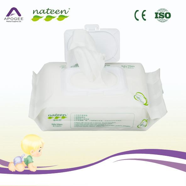 High quality competitive baby wet wipes 2