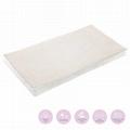 Baby Elegance Memory Foam Cot Bed