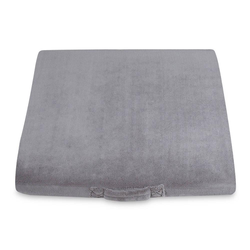 Sleeplanner Multipurpose Memory Foam Mattress Wedge Pillow 1