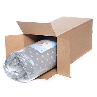 Toddler Bed and Next Stage Baby Crib Mattress Hypoallergenic Premium Memory Foam 1