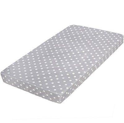 Toddler Bed and Next Stage Baby Crib Mattress Hypoallergenic Premium Memory Foam 3