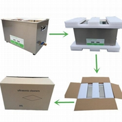 AG SONIC 22L auto parts spare parts ultrasonic cleaner