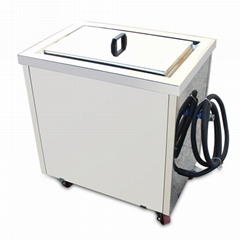 AG SONIC 61L ultrasonic cleaning machine with 900W ultrasonic power