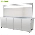 AG SONIC blind ultrasonic cleaner