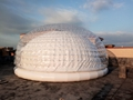 High quality inflatable dome tent with