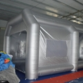 Inflatable Mobile Wash Car Inflatable paint booth 3