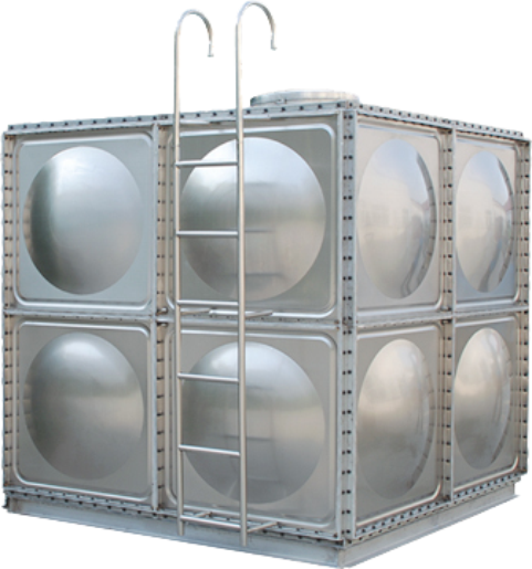 上海舜隆泵业供应SLXS型不锈钢装配式水箱 1