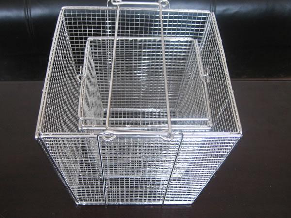 Wire Mesh Basket 1
