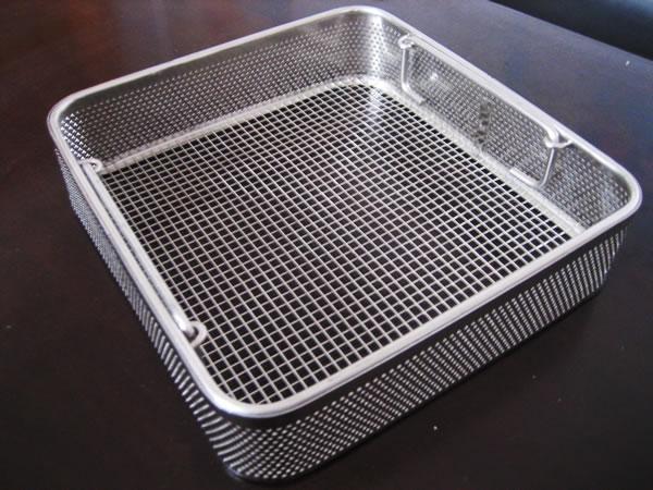 Wire Mesh Basket 5