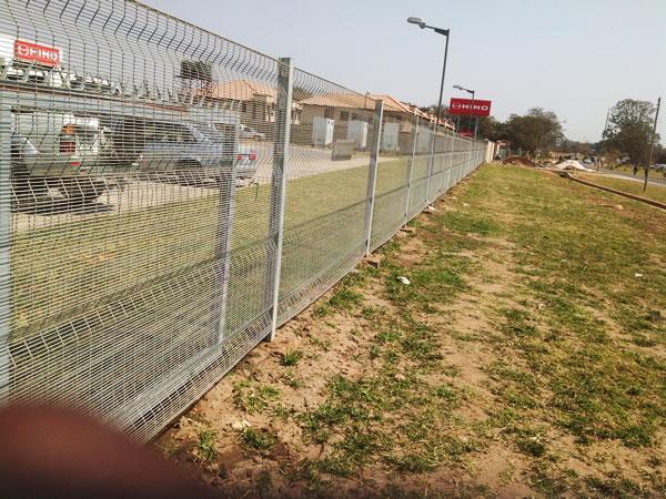 358 Anti-Climb Fence 2