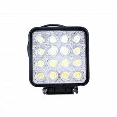 48W Square LED Work Light