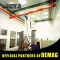 used single girder hangerc overhead