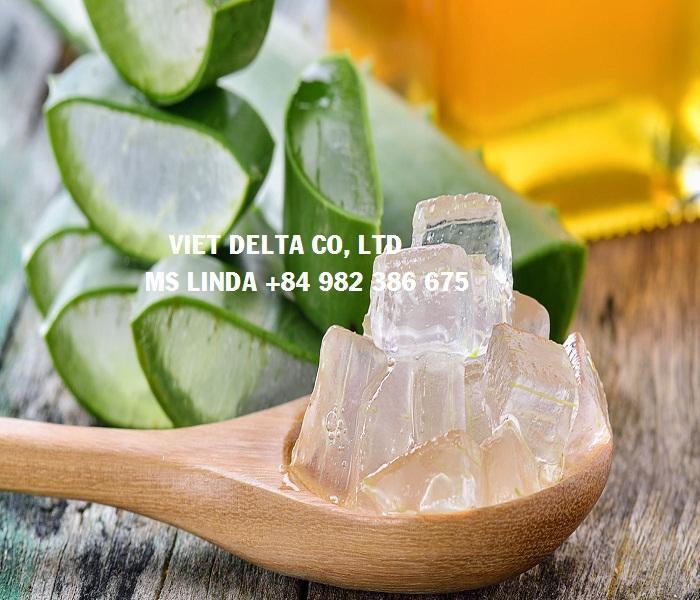 Pure Nature DICED ALOE VERA fresh extract (Linda Whatsapp +84 982 386 675) 5