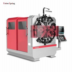 5 Axes CNC Spring Forming Machine for torsion spring