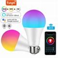 Smart Led Light Bulb Wifi 9W(60W Equivalent) RGBW+CW 2700~6000K