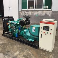 太原75千瓦柴油發電機組房地產專用