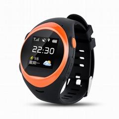 益身伴老人GPS定位手表