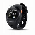 益身伴老人GPS定位手錶  2