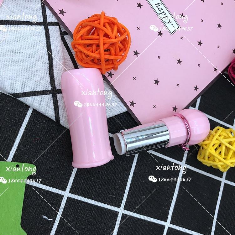 XH-KH002 lipstick tube pink  3