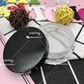 散粉盒 XT4646 扁盒 光滑面蓋 注塑色 硅膠墊片 彩妝包材 舉報 4