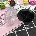 散粉盒 XT4646 扁盒 光滑面蓋 注塑色 硅膠墊片 彩妝包材 舉報 5