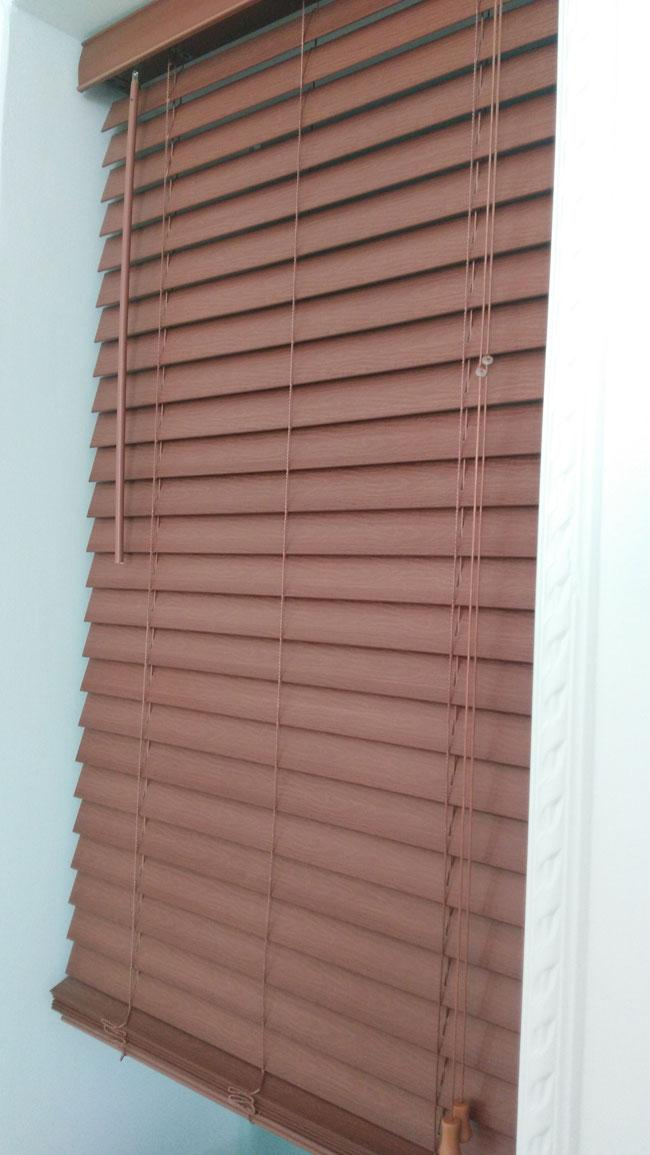 50mm fauxwood blinds 2
