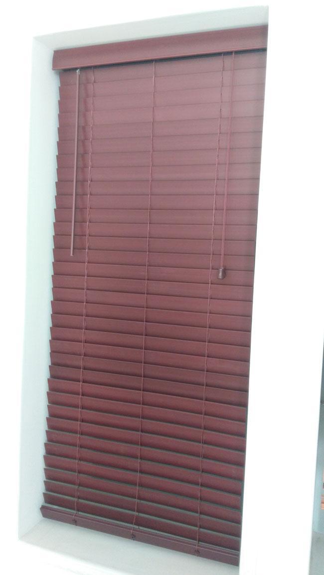 Horizontal venetian blinds 4