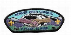 embroidered patches for scout club