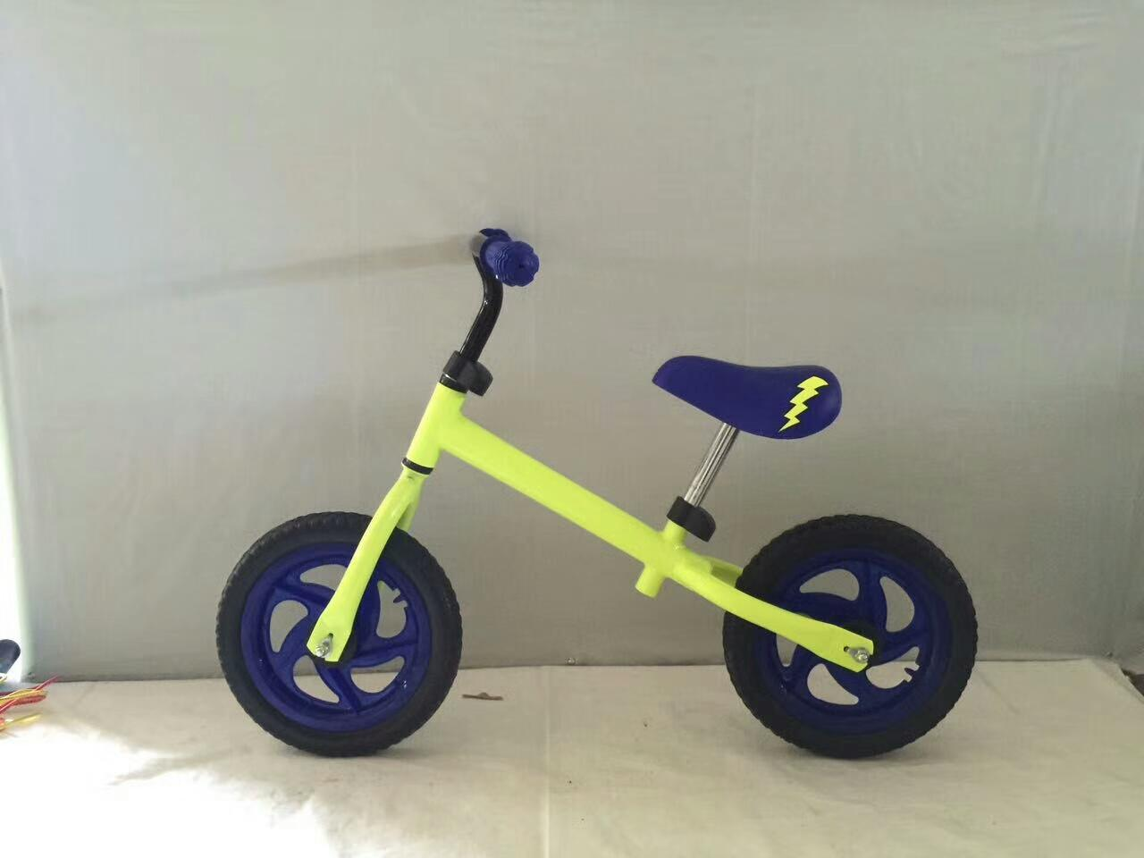 Balance bike with Aluminum alloy frame 1