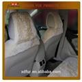 Pure handmade australian new type sheepskin car seat cover