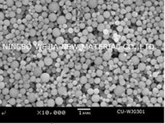 Ultrafine Copper Powder for Multi-Layered Ceramic Capacitor