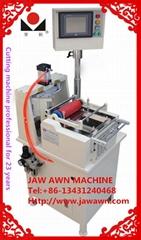 JA-163AC 微電腦斜角切帶機氣動調節型