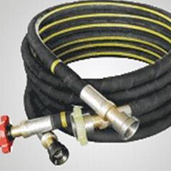 Manufacturer of high pressure rubber tube