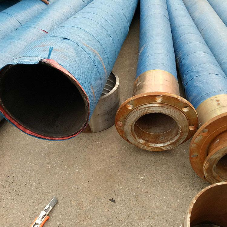 Suction hose for supply of oil field 1