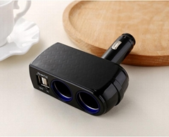 cigarette lighter USB car charger
