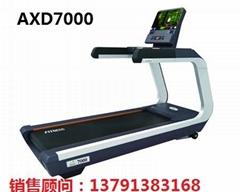 奥信德AXD-7000健身房商用电动跑步机