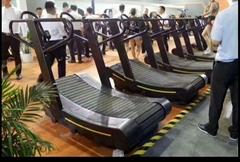 健身器材厂家直销 无动力跑步机 倒跑 商用电动超静音跑步机