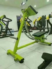 健腹机练习器 健身器材厂家 美腰机练习器