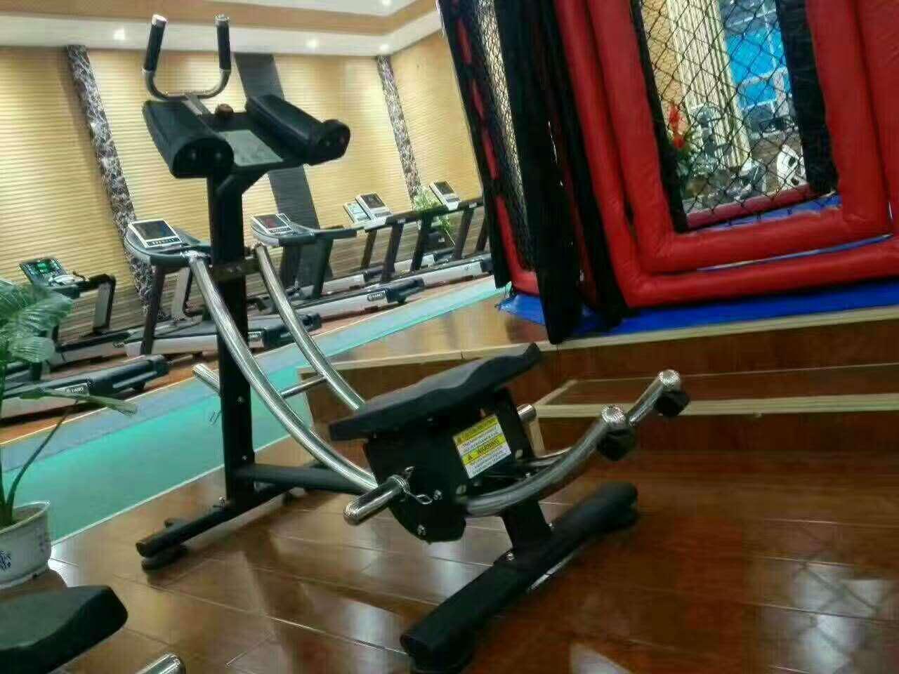 健腹機練習器 健身器材廠家 美腰機練習器 3