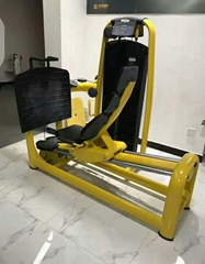 太空系列 坐式蹬腿练习器 健身器材生产厂家