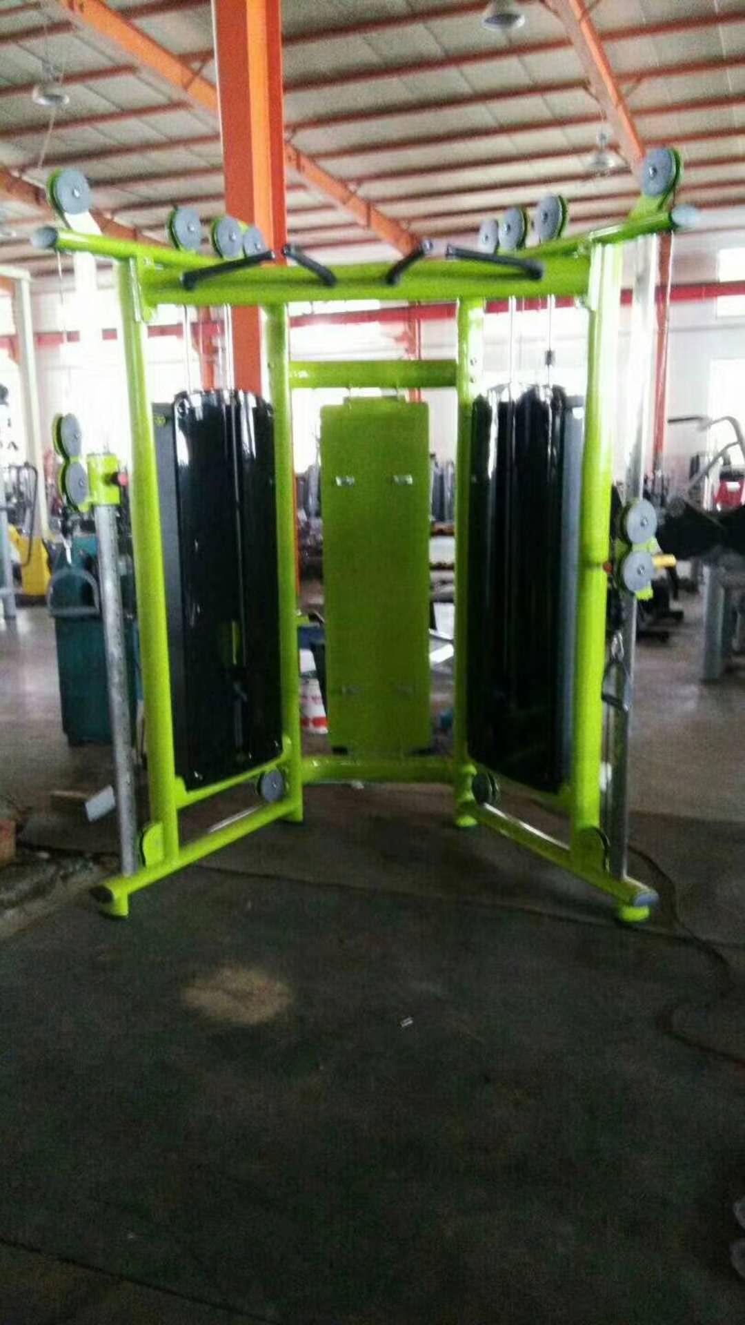 小飛鳥 綜合訓練器 龍門架 拉力器  大飛鳥 健身器材 2